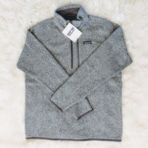 XL NWT Patagonia Better Sweater Men's